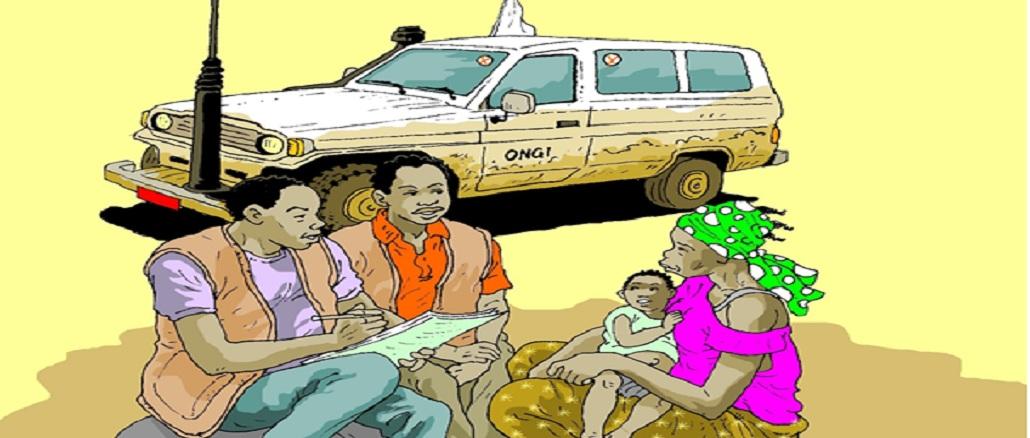 Une bande dessinée pour mieux comprendre les acteurs humanitaires