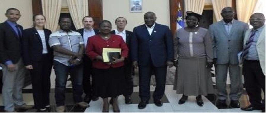 Le CCO a rencontré le Président de l'Assemblée Nationale