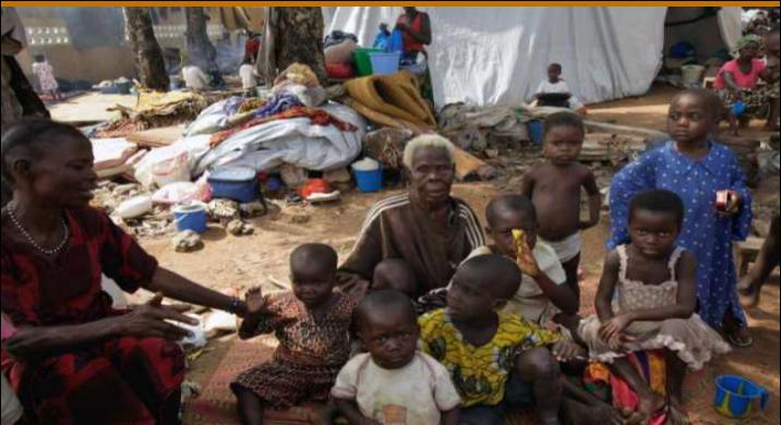 Les ONG Humanitaires relocalisent leurs équipes de BOCARANGA (RCA) suite à l'exode massif de la population civile.